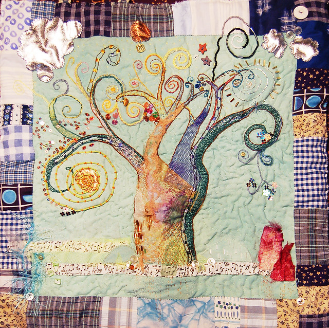 Dixieland Tree Embroidery by iHanna (Copyright Hanna Andersson)