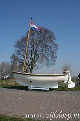 Zijlsloep hull shape