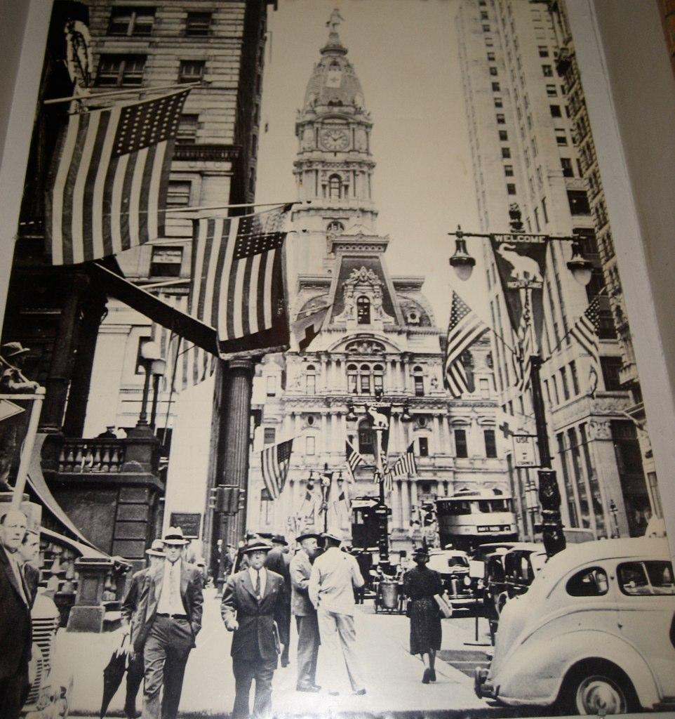 Historic McGillan's Photo Philadelphia