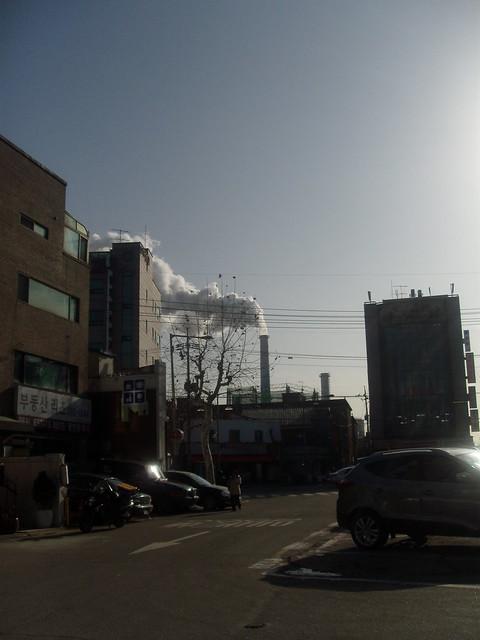 power plant steam