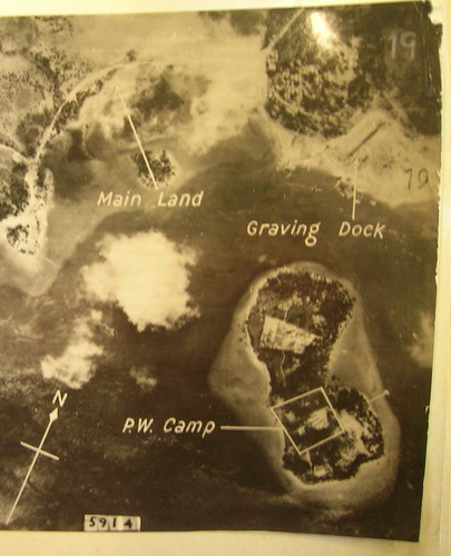 P.Damar Laut.POW Camp-1944