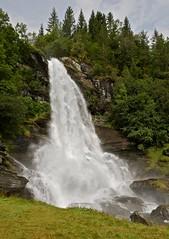 Fossatun Waterfall, Norway