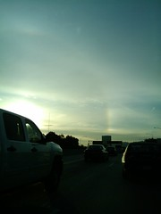 Traffic Rainbow