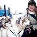 Dog Sledding in Prince George British Columbia by Kris Krug