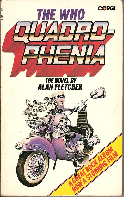 Quadrophenia - Corgi book cover