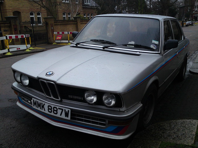 1980 BMW M535i related infomation,specifications - WeiLi Automotive ...