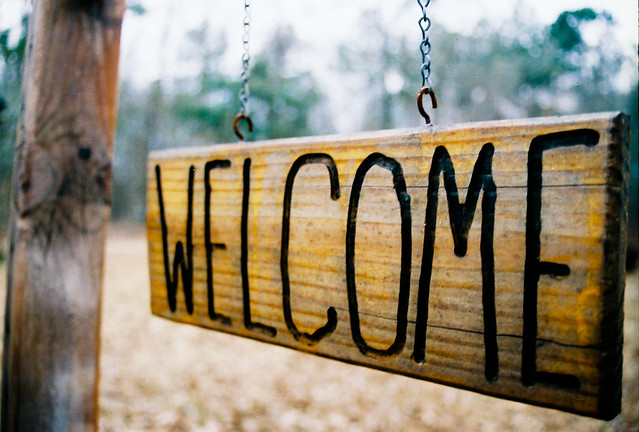 Welcome from Flickr via Wylio