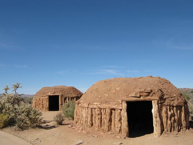 Adobe huts | Flickr - Photo Sharing!