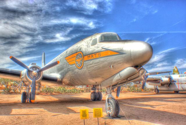 Douglas C-540 MATS