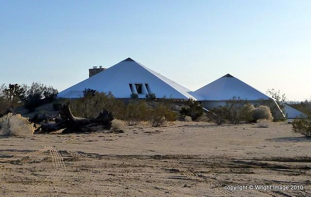 Mojave Pyramid House Flickr Photo Sharing