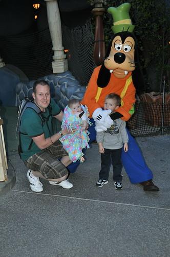 Disneyland February 2010