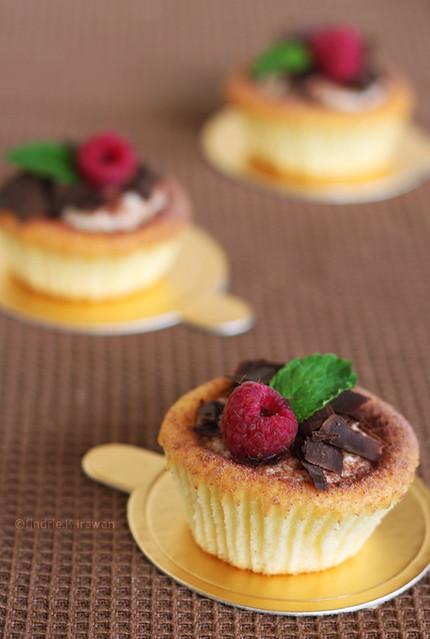Tiramisu Cup Cake