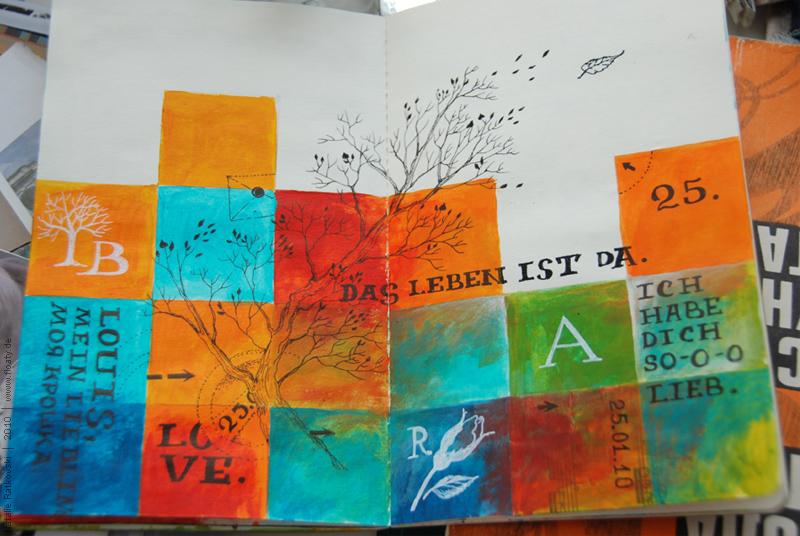 Art journal, 25.01.2010