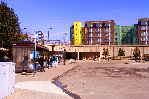 MetroPointe & Wheaton Station