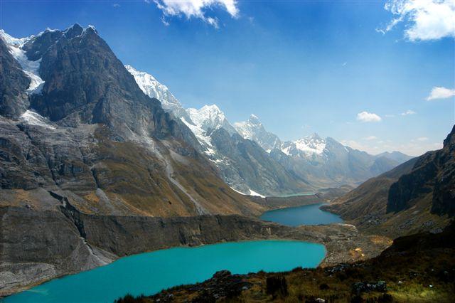 Cordilheira de Huayhuash - Peru