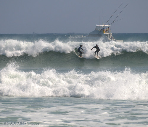Juno Beach, Florida Surfer