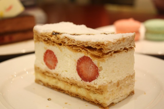 Strawberry Napoleon | Flickr - Photo Sharing!