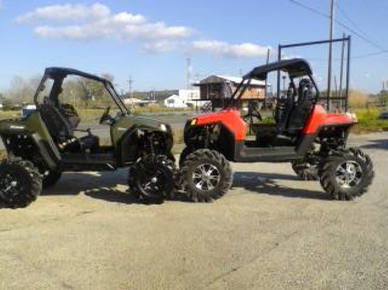 Lifted Polaris Rzr For Sale Autos Post