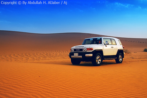 FJ Cruiser - AJ - New edit