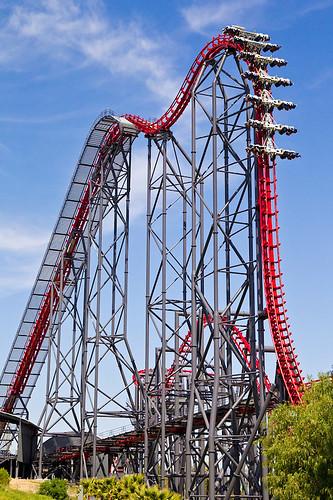 x2 roller coaster - photo #5