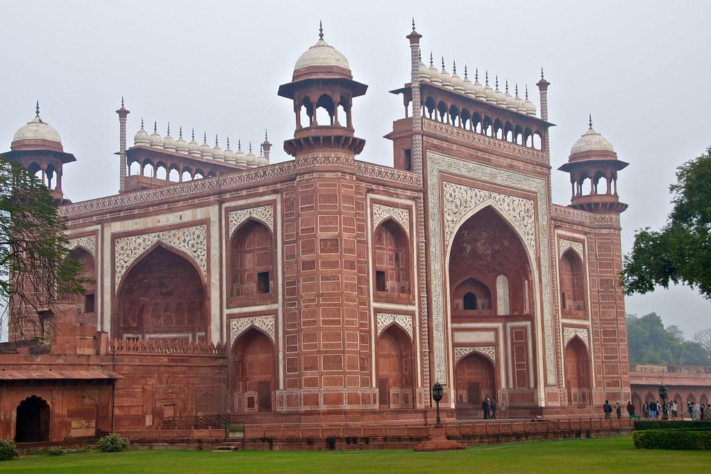 The Great Gate - Taj Mahal
