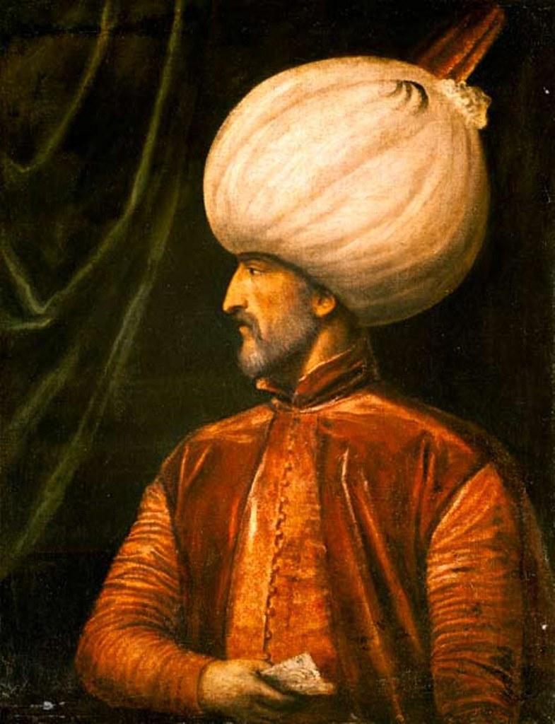 Ottoman Sultan - a photo on Flickriver