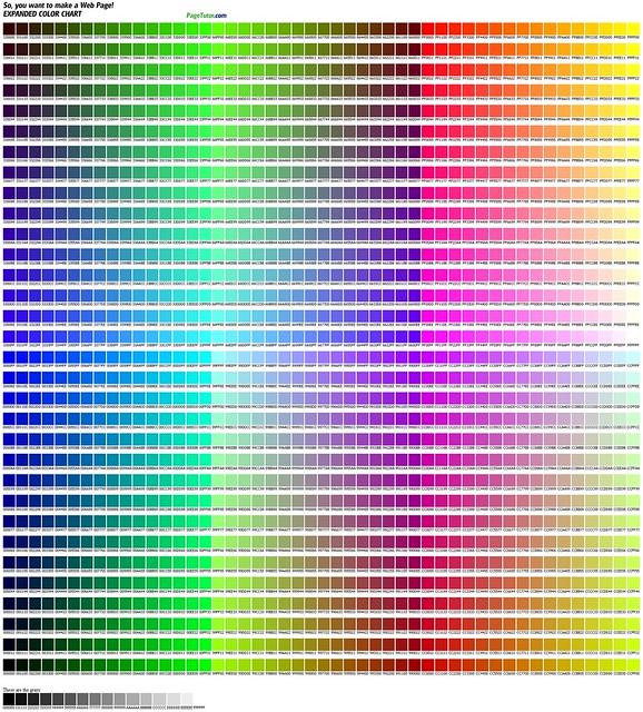 Permalink to Color Hex Code Finder