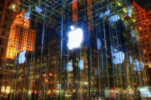 The Incredible Apple Store