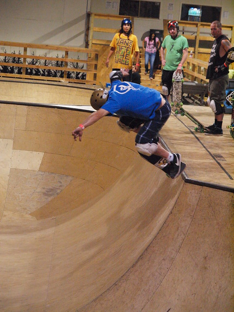 Amateur Skateboarding Competition