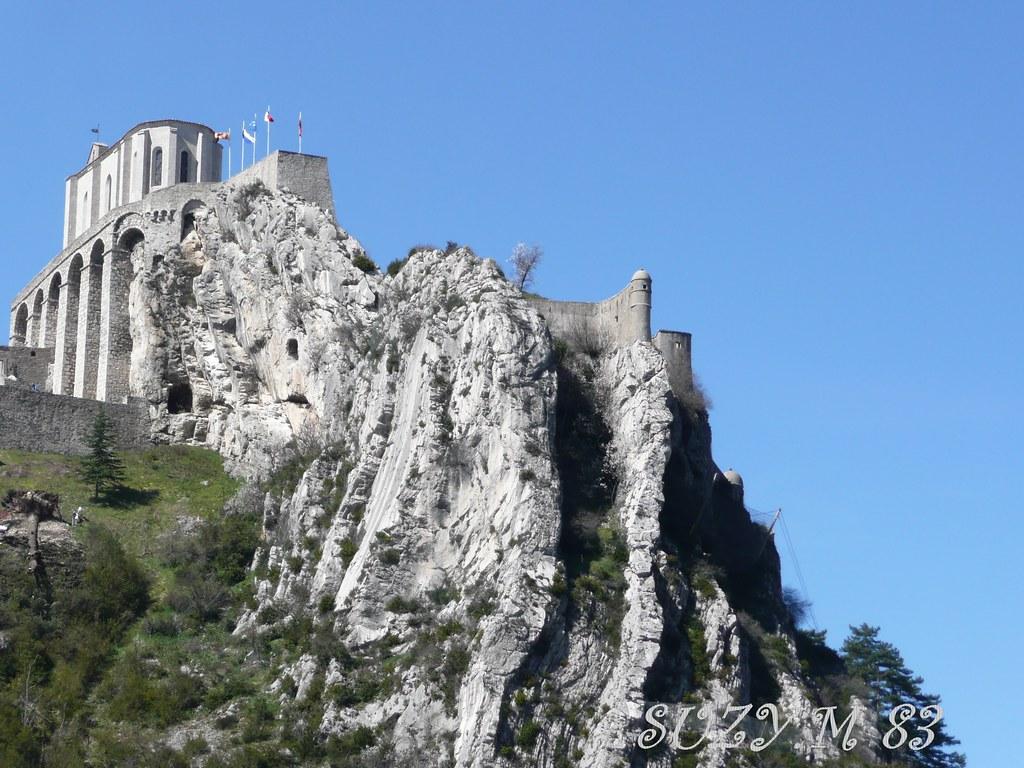 Ciudadela de Sisteron