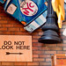 Do Not Look Here by Peter E. Lee