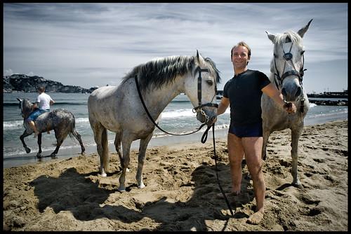 Luomo Che Sussurrava Ai Cavalli The Horse Whisperer Di Flickr