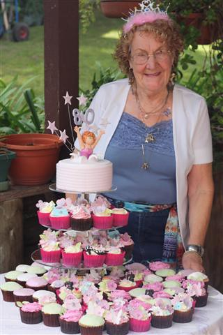 Margaret Doyle's 80th Birthday