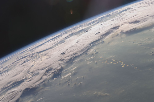 Thunderstorms on the Brazilian Horizon