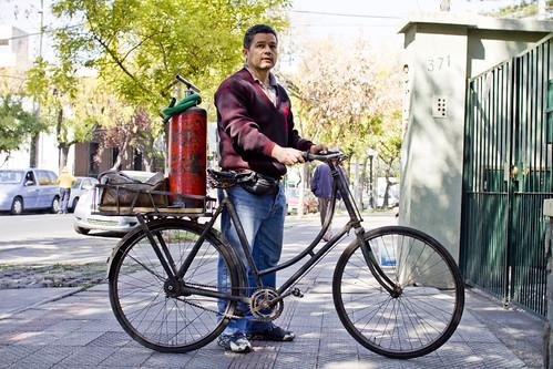 Patrimonio cultural en bici: El gásfiter