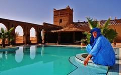 Hotel nas Dunas de Merzouga Marrocos