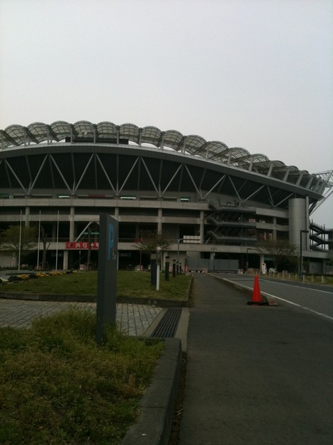 Photo:茨城県立カシマサッカースタジアム By mizuo_fiat