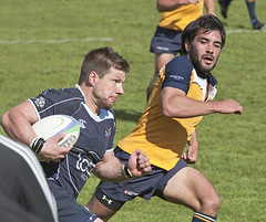 University of Victoria Vikes 36 - James bay athletic association  32