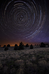 Polaris, All Night Long:  Eastern Oregon | by Ivan Sohrakoff