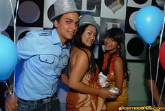 Mariel, Marcos & Massiel Bday @ 87.7 Pub Radio 21.05.10