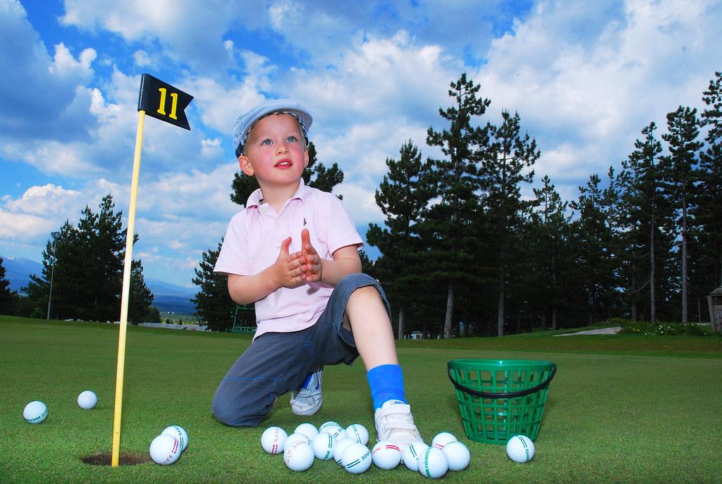 kids & golf