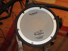 percussion, electronic drum, drum, circle, electronic instrument,