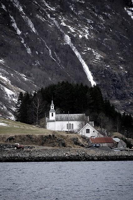 """El paraíso en """"versión noruega"""" (Sognefjord)"""