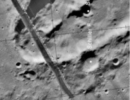 astronauts find structures on moon - photo #17