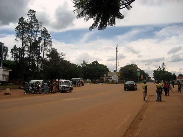 Header of butare