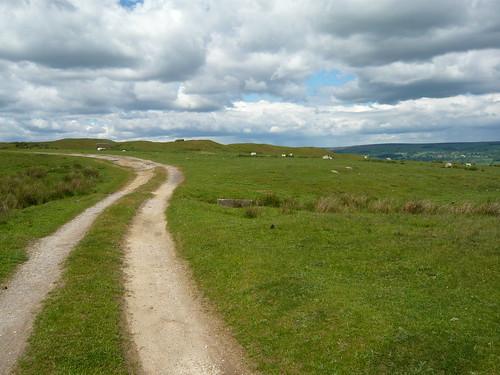 On to Ilkley Moor