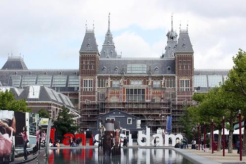 Rijksmuseum - Museumplein