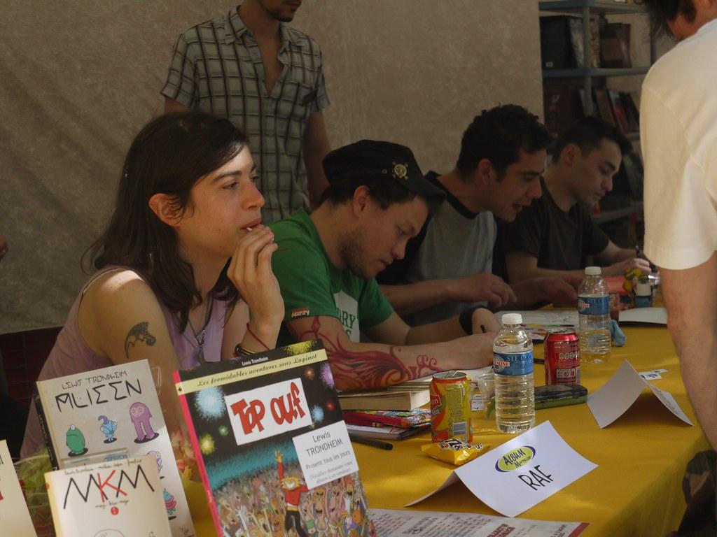related image - Comédie du Livre 2010 - Vue d'ensemble - P1380868