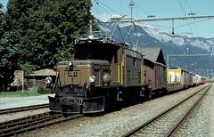 * Schweiz  RhB  # 2