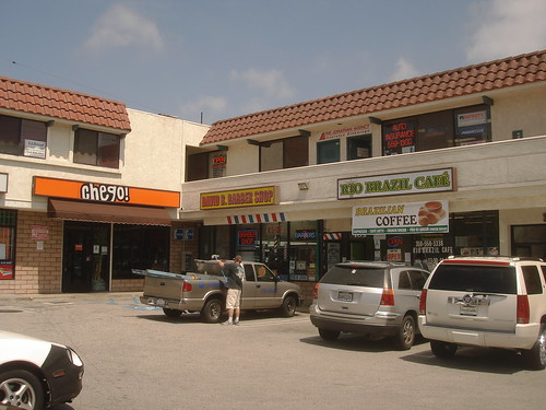 Chego as influential as kogi rio brazil cafe starts for Chego los angeles